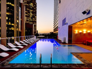 hotels los angeles