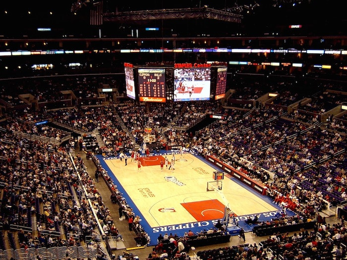 basketbal los angeles clippers