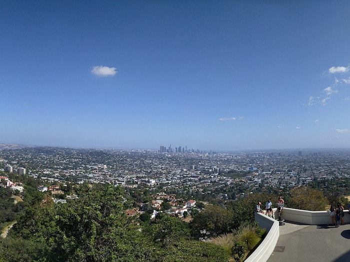 los angeles griffith park