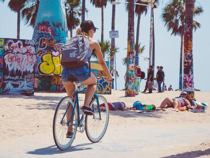 fietsen huren los angeles