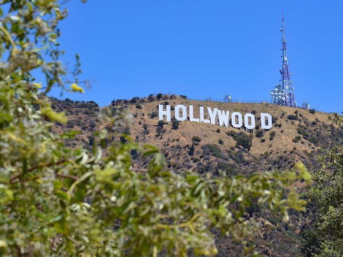 mulholland drive hollywood